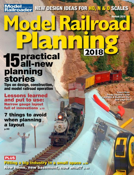 Model Railroad Planning