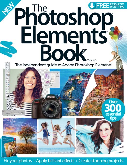 The Photoshop Elements Book