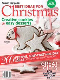 October 01, 2011 issue of Best Ideas for Christmas