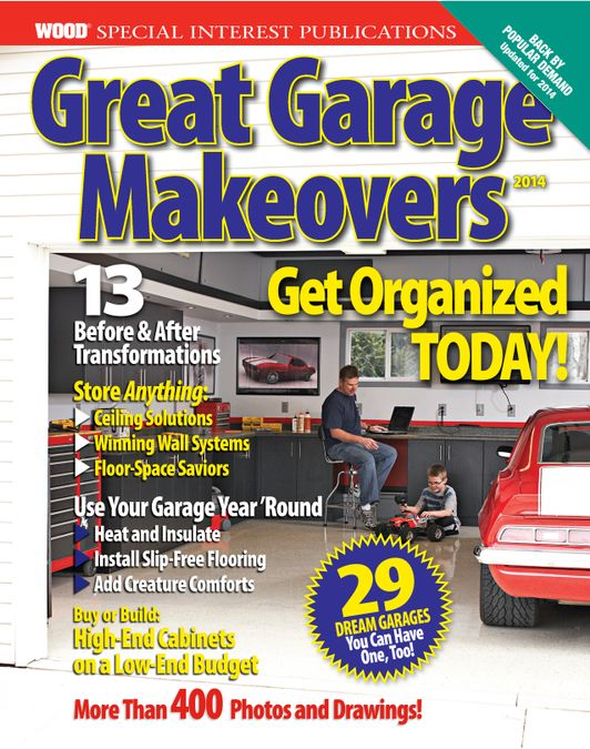 Great Garage Makeovers
