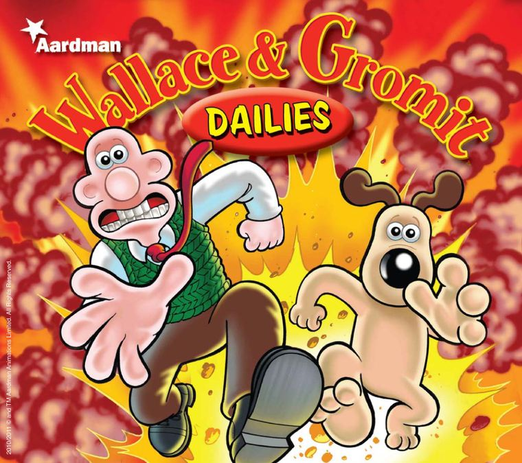 Wallace & Gromit Dailies
