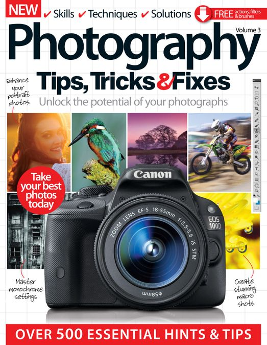 Photography Tips, Tricks & Fixes