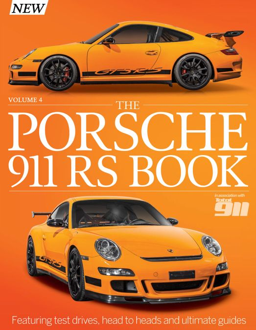 The Porsche 911 RS Book