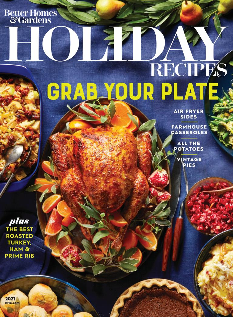 Holiday Recipes - Issue Subscriptions
