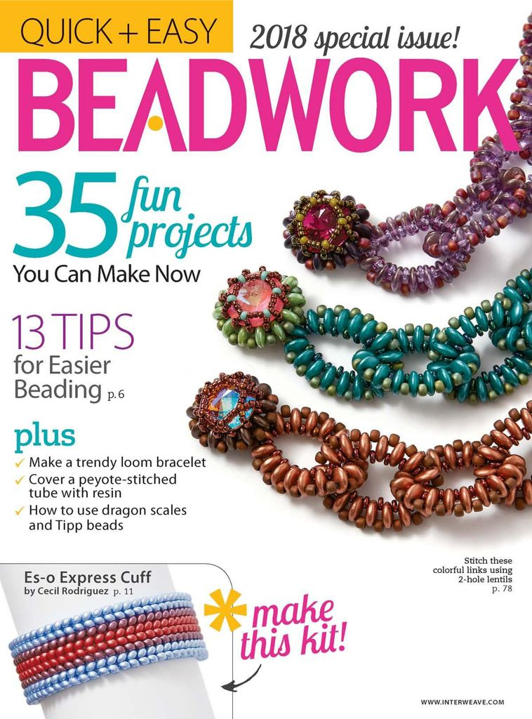 Quick & Easy Beadwork - Issue Subscriptions