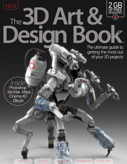 The 3D Art & Design Book