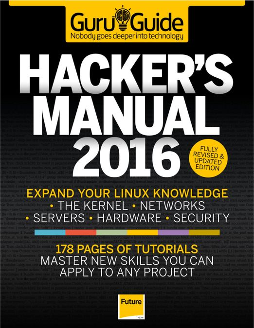 The Hackers Manual 2015