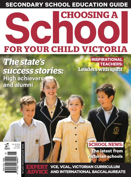 Choosing a School for Your Child VIC