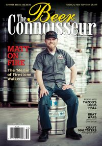 June 01, 2015 issue of The Beer Connoisseur Magazine