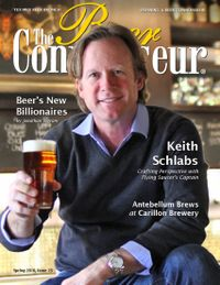 March 01, 2016 issue of The Beer Connoisseur Magazine