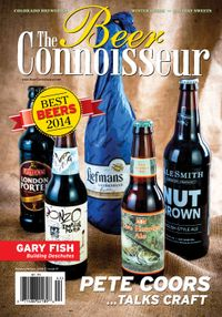 November 01, 2014 issue of The Beer Connoisseur Magazine