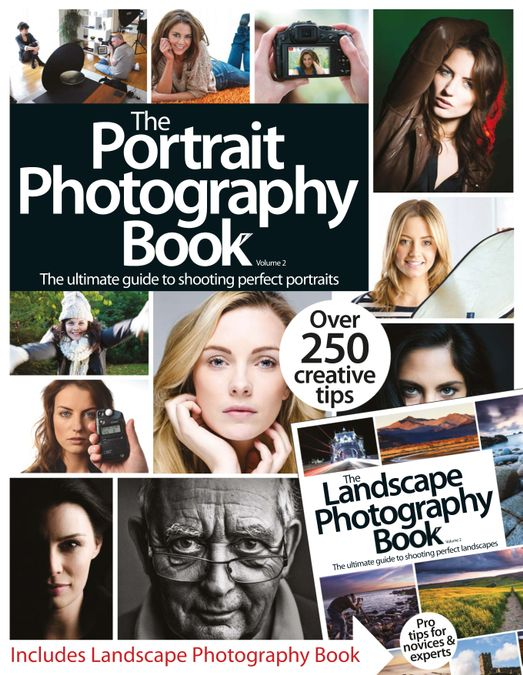 The Portraits / Landscapes Photography Book