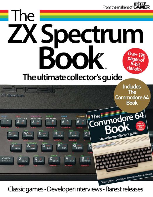 The ZX Spectrum / Commodore 64 Book 30th Anniversary Special