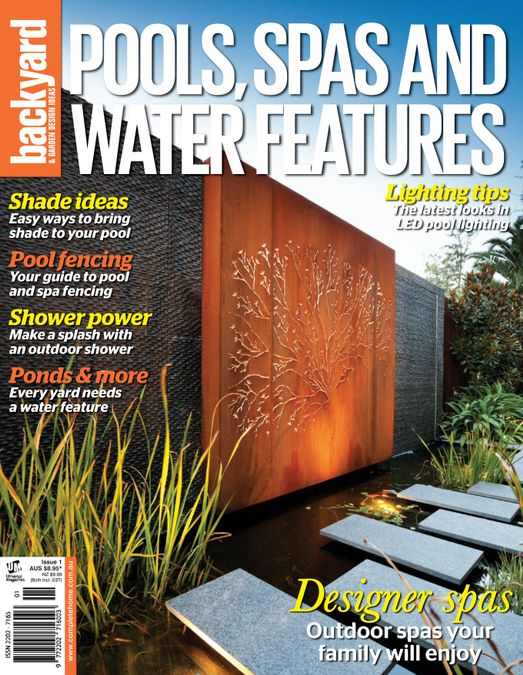 Pools, Spas & Water Features