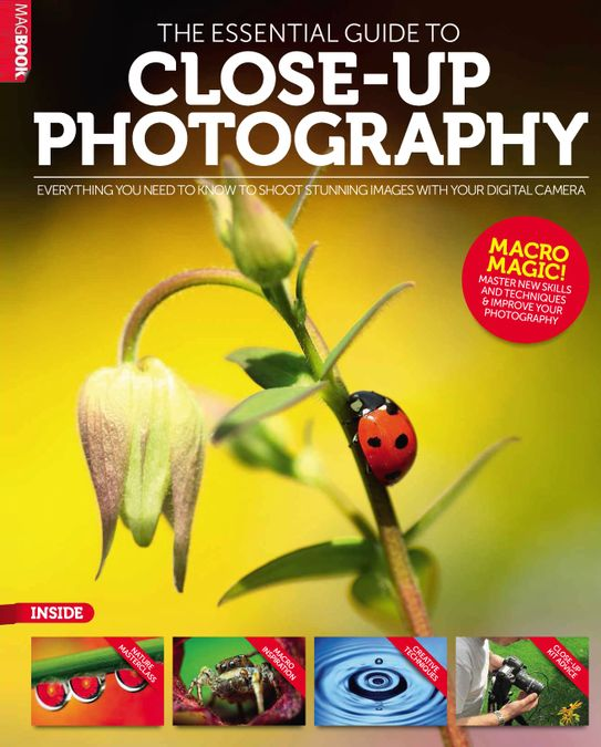 The Essential Guide to Close up Photography