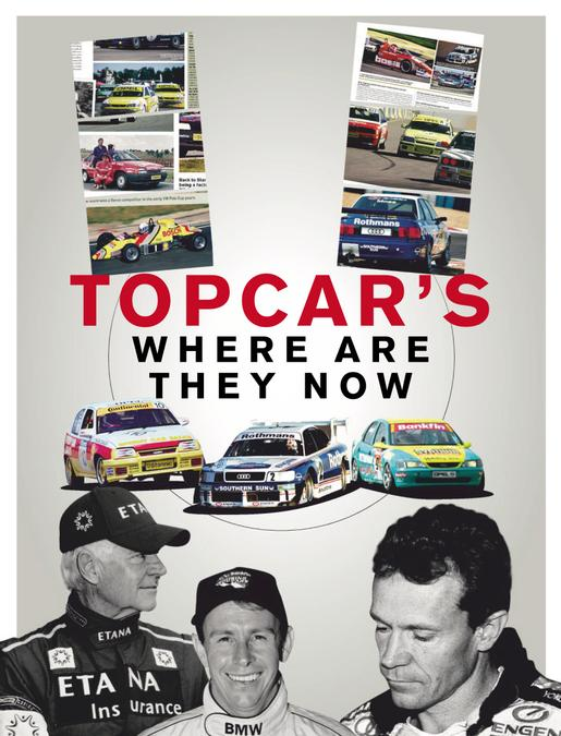 TopCar's Where are they now?