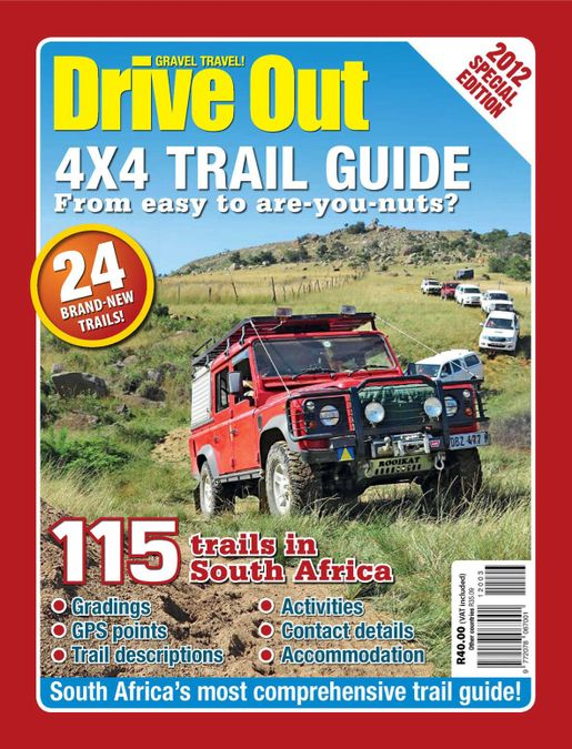 Drive Out 4x4 trail guide