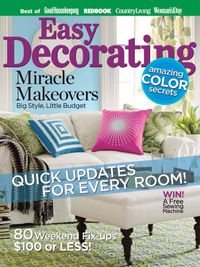 July 26, 2012 issue of Easy Decorating Ideas