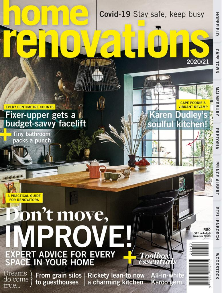 Home Renovations South Africa 2020