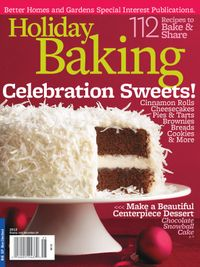 September 01, 2012 issue of Holiday Baking