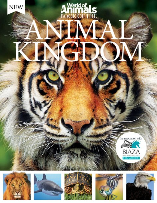 World of Animals Book of the Animal Kingdom