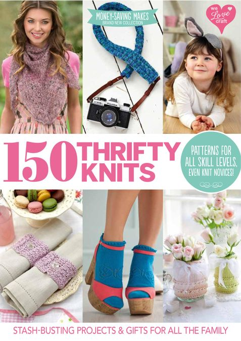 150 Thrifty Knits