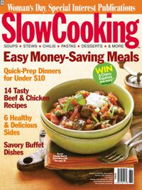 October 16, 2008 issue of Slow Cooking