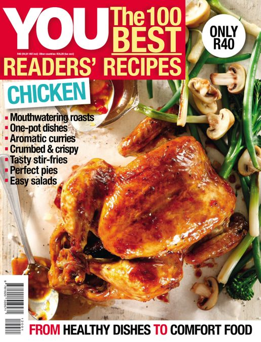 YOU Readers 100 Best Chicken Recipes