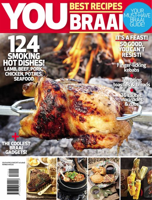 YOU Best Braai Recipes