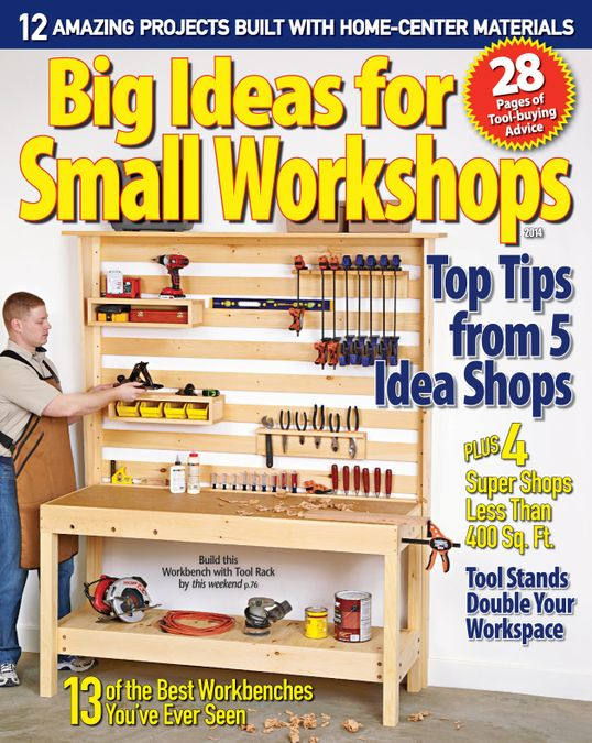 Big Ideas for Small Shops