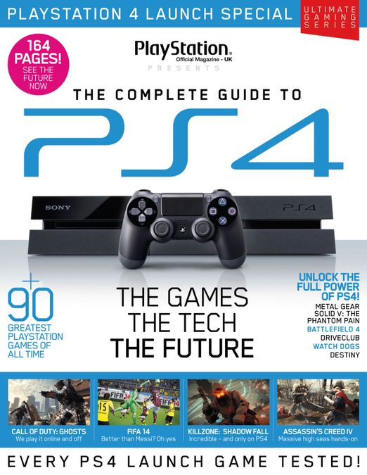 The Ultimate Guide to PS4