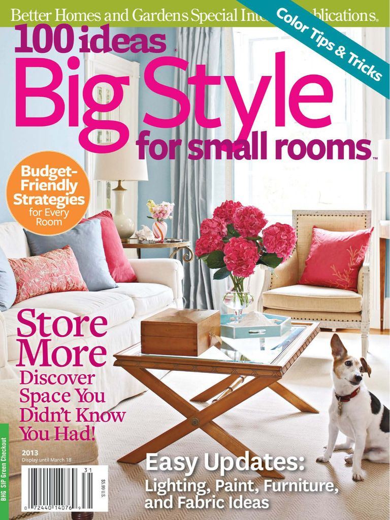 100 Decorating Ideas - Issue Subscriptions