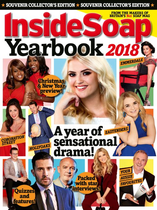 Inside Soap Yearbook