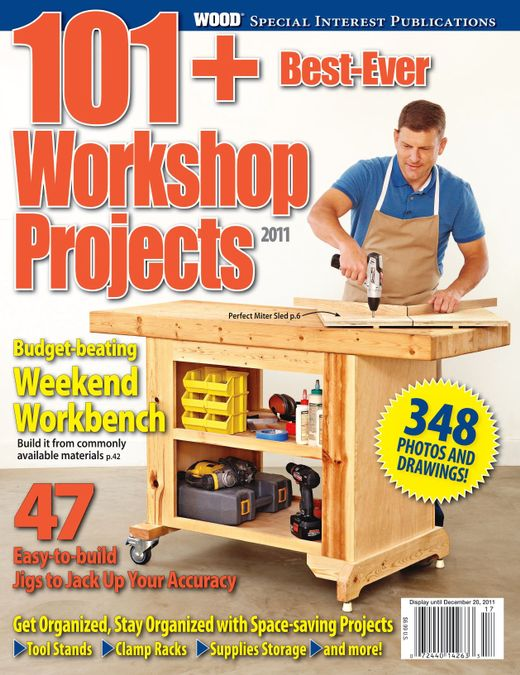 101 Best Ever Workshop Projects