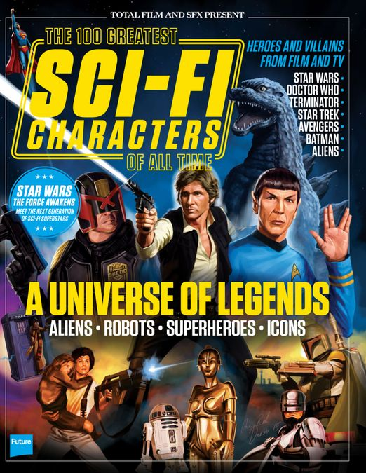 100 Greatest Sci-Fi Characters