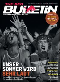 July 01, 2013 issue of The Red Bulletin Festival Edition