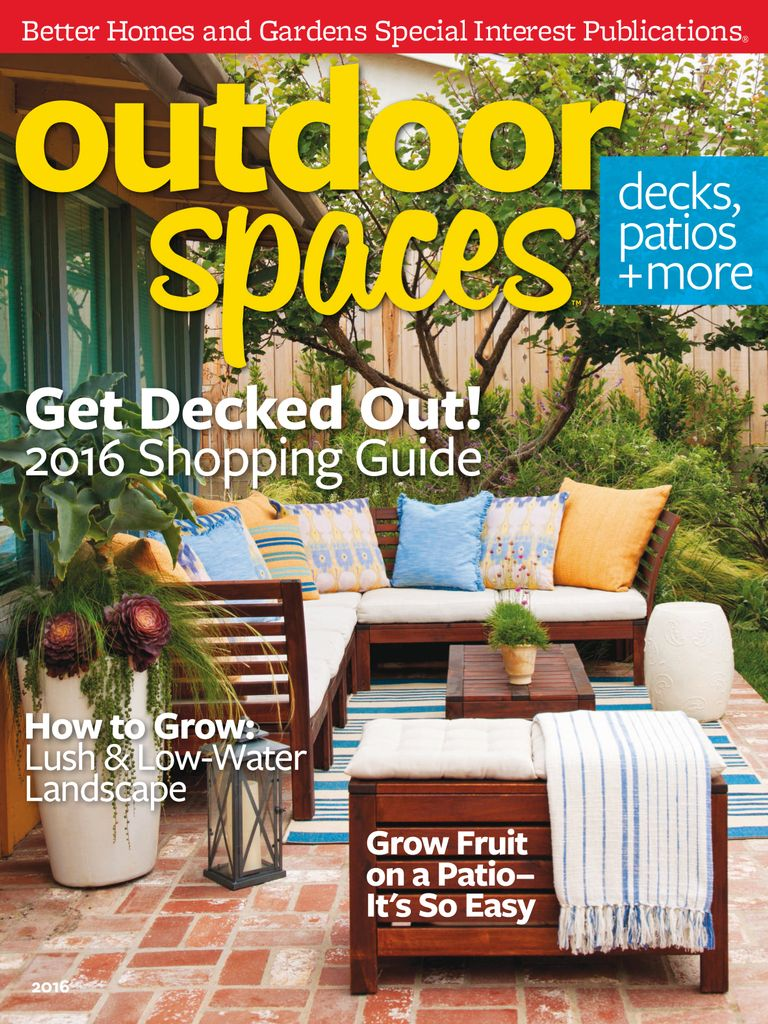 Outdoor Spaces - Issue Subscriptions