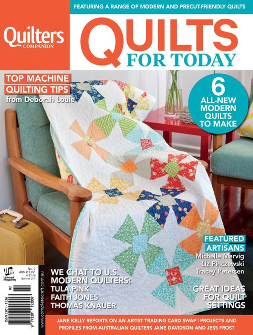 Quilts for Today