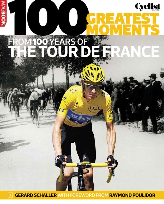 100 greatest moments from 100 years of the Tour De France