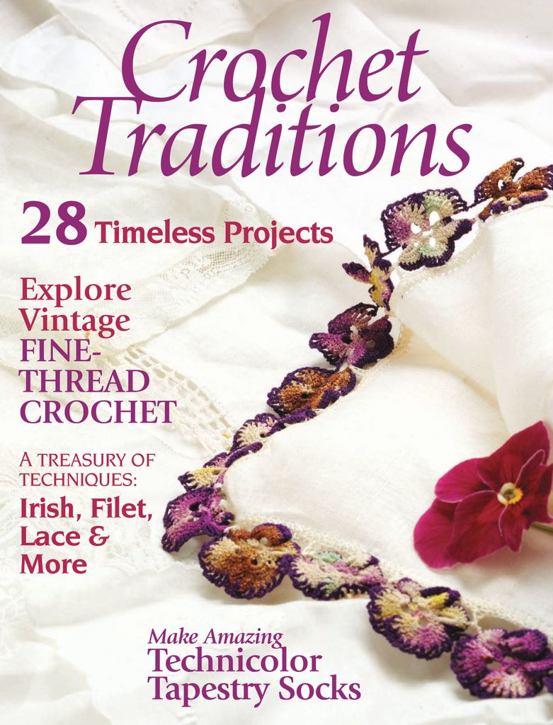 Crochet Traditions - Issue Subscriptions
