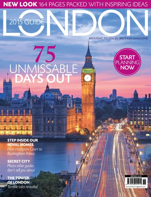 London - The 2015 Guide