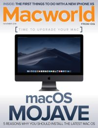 October 31, 2018 issue of Macworld