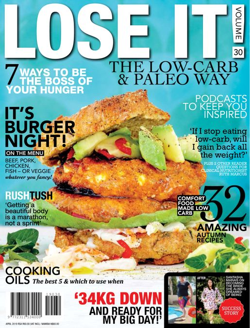 LOSE IT! The Low Carb & Paleo Way