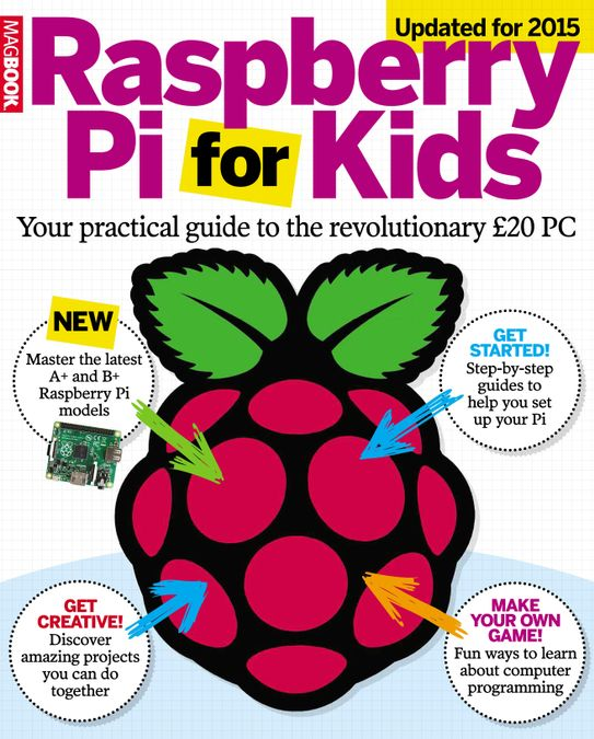 The Raspberry Pi for kids