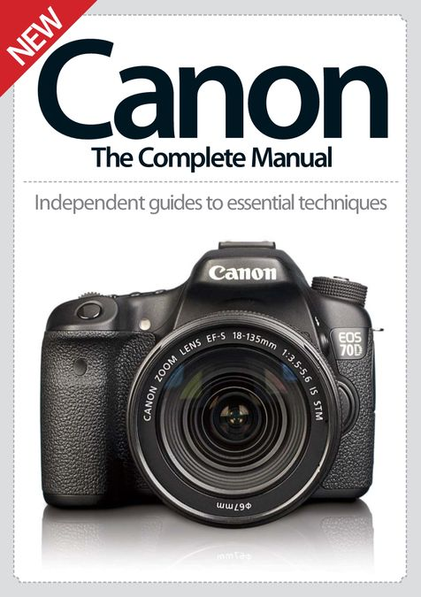 Canon The Complete Manual