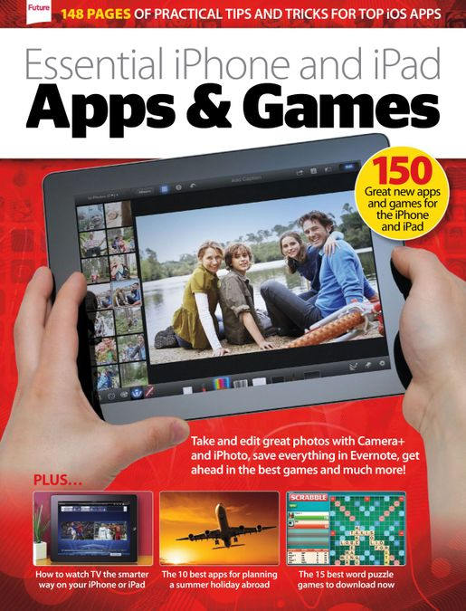 Apps + Games for iPhone and iPad