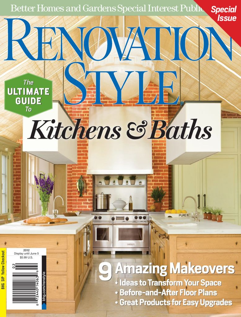Renovation Style  - Issue Subscriptions