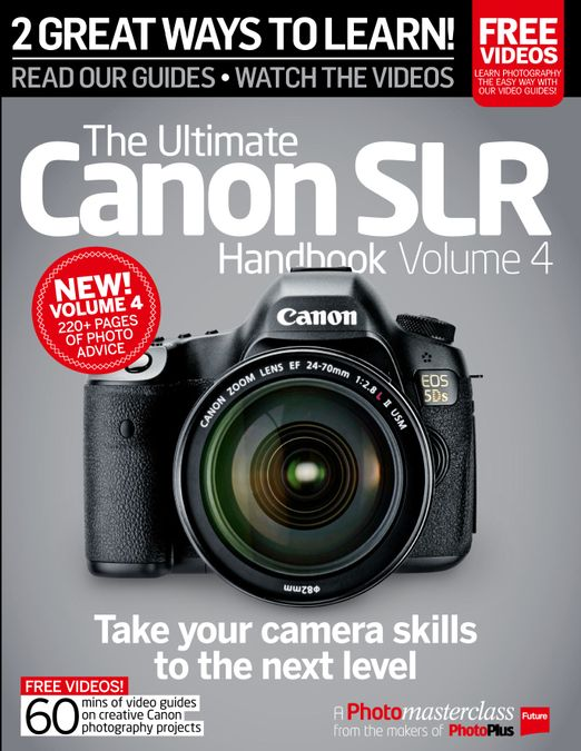 Ultimate Canon SLR Handbook Vol. 3