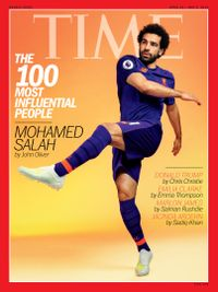 April 28, 2019 issue of Time Magazine International Edition