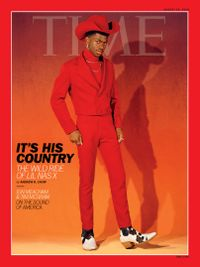 August 25, 2019 issue of Time Magazine International Edition